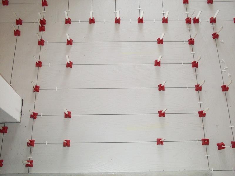 Sistema posa pavimenti medi e grandi formati tuscan leveling system