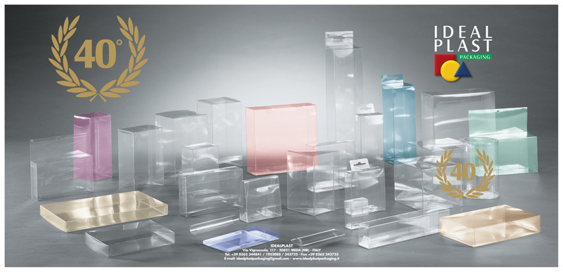 Packaging plastico
