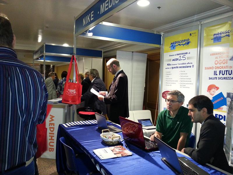 Partecipazione al congresso SIMLII 2013