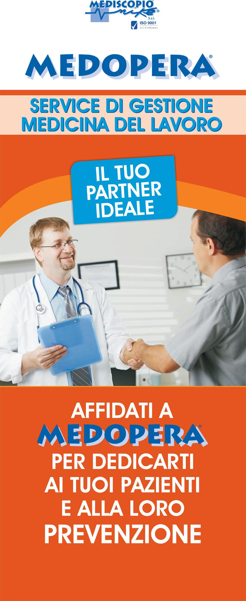 Service gestione medicina del lavoro