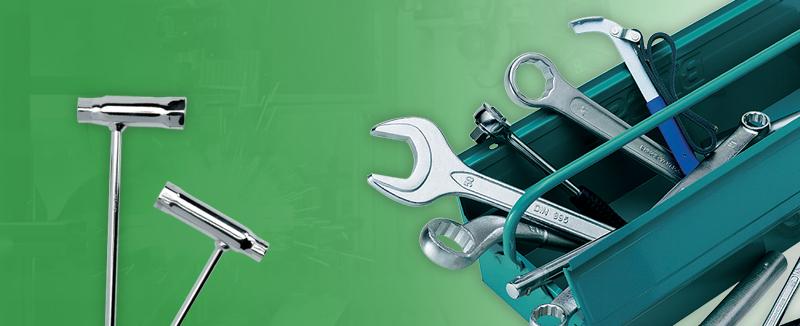 Utensili manuali industria e primo equipaggiamento