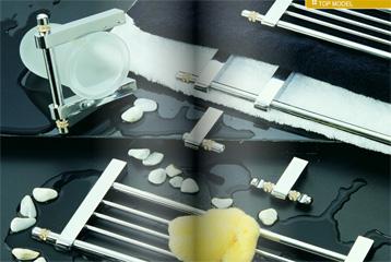 Produzione accessori bagno in ottone e cromati dededimos group