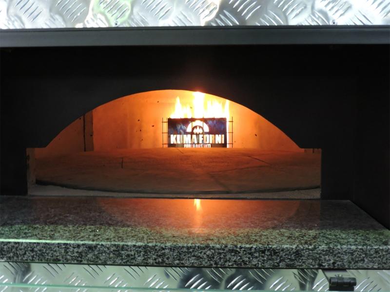 Forni rotanti per pizza
