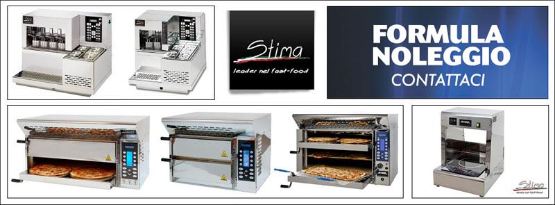 Produzione e vendita attrezzature per la ristorazione veloce