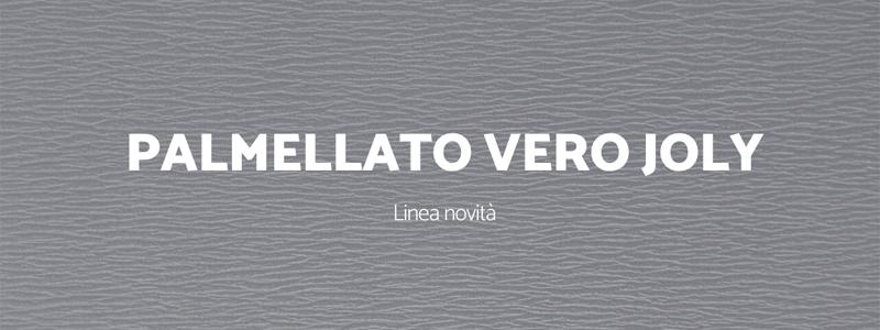 Palmellato Vero Joly - Pellame stampato semi anilina