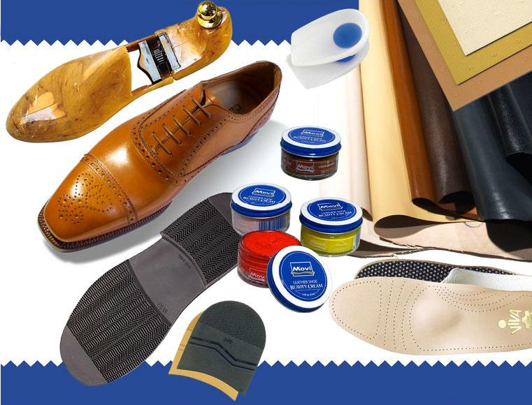 Articoli per calzaturifici