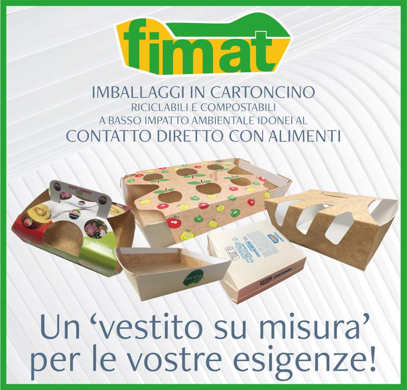 Imballaggi per alimenti a basso impatto ambientale