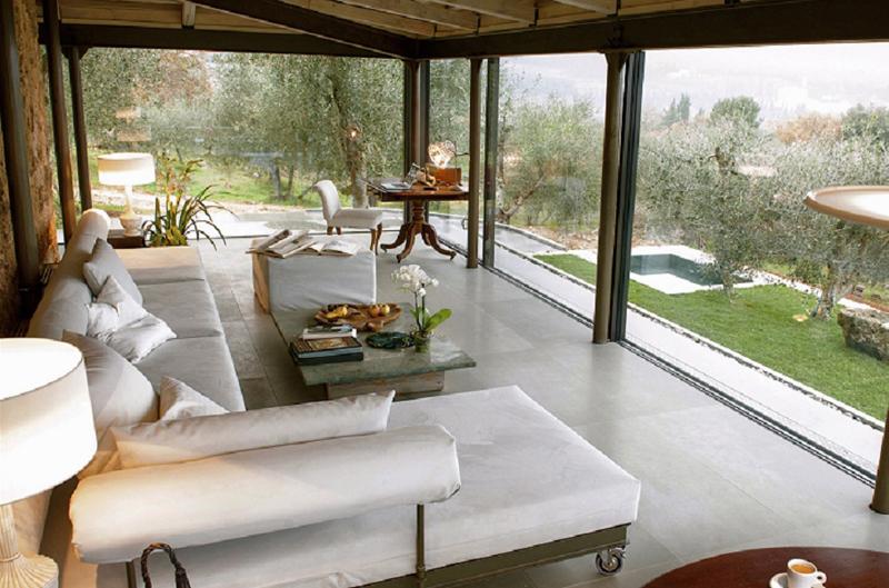 Giardino Dinverno In Casa : Realizzazione giardini d inverno e verande atelier italia