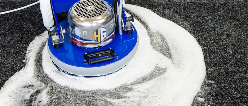 Levigatrici e monospazzole professionali per pavimenti