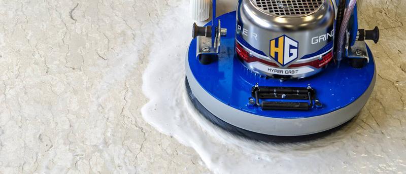 Attrezzature professionali per levigatura e lucidatura pavimenti