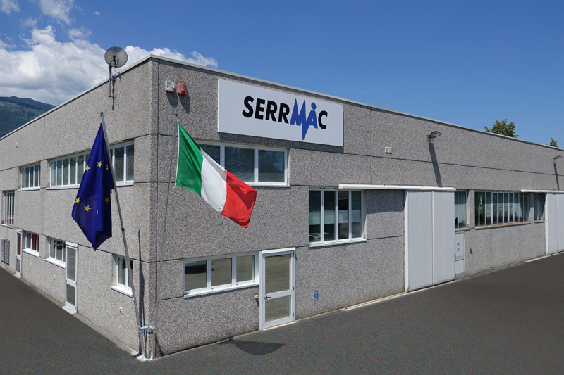 Produzione Serrmac International