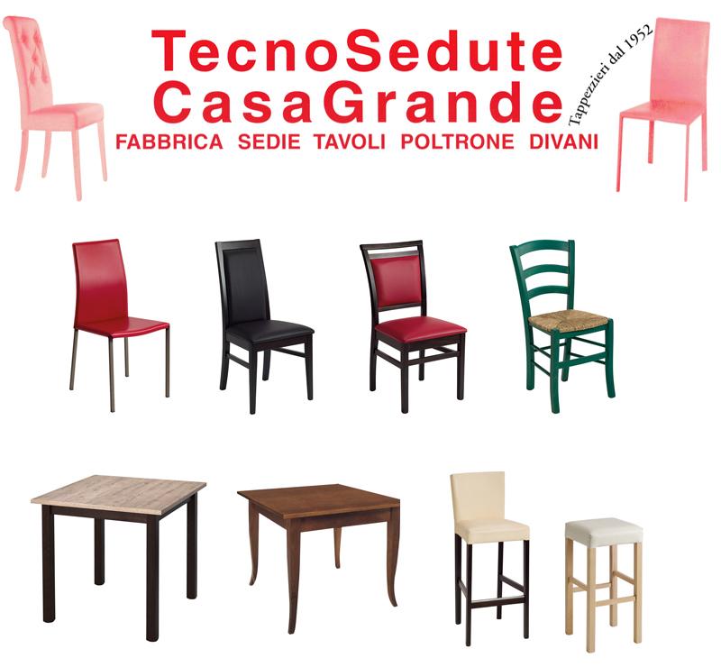 Produzione sedie e tavoli per settore horeca