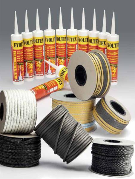 Produzione guarnizioni e tenute per alte temperature