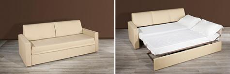 Divani trasformabili in letto per alberghi pandi - Trasformare letto singolo in divano ...