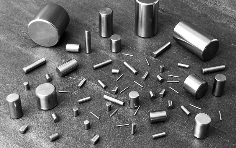 Produzione rulli e rullini cilindrici