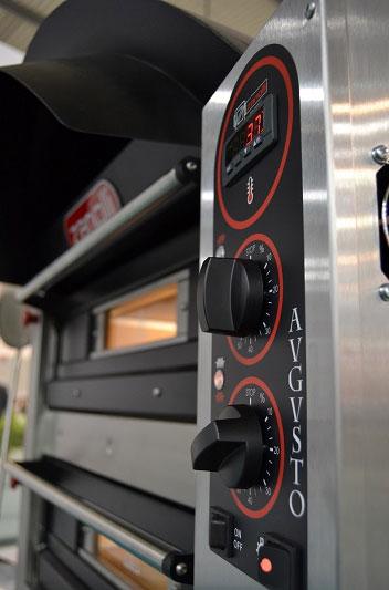 Augusto. forno elettrico per pizza