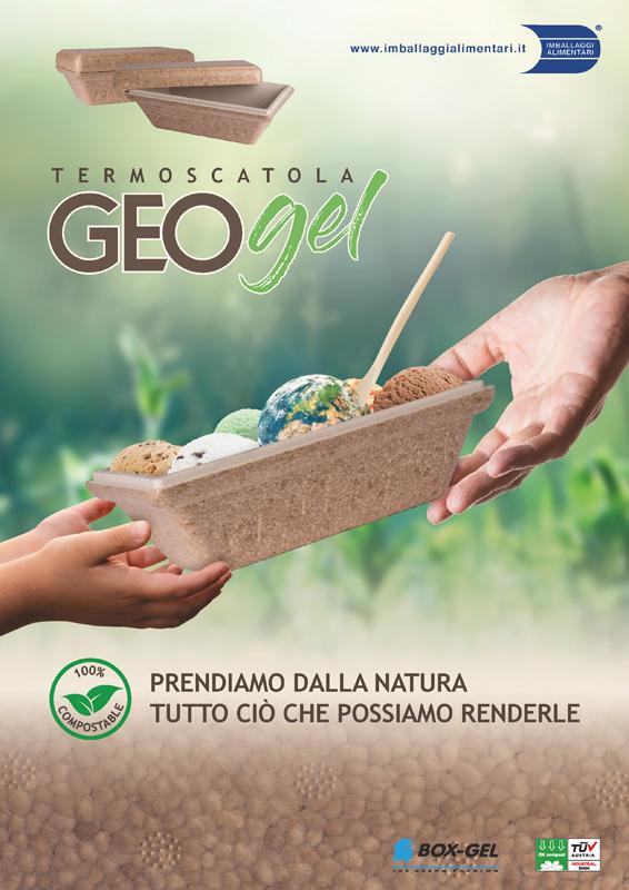 Termoscatole compostabili e biodegradabili