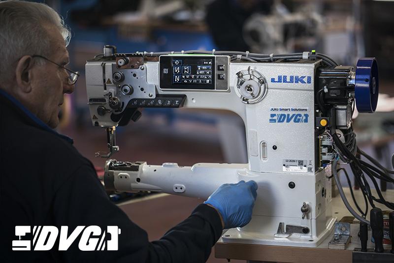 Macchine per cucire DVG