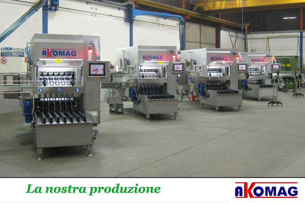 Akomag production series