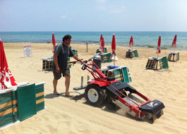 Beach-cleaners