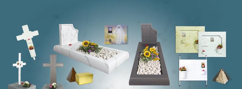 Articoli funeriari per agenzia funebre