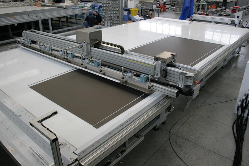 Macchine per produzione tende, persiane e pergole