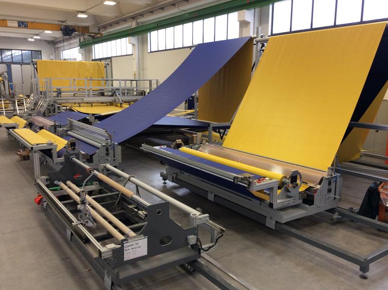 Macchine per lavorazione PVC flessibile