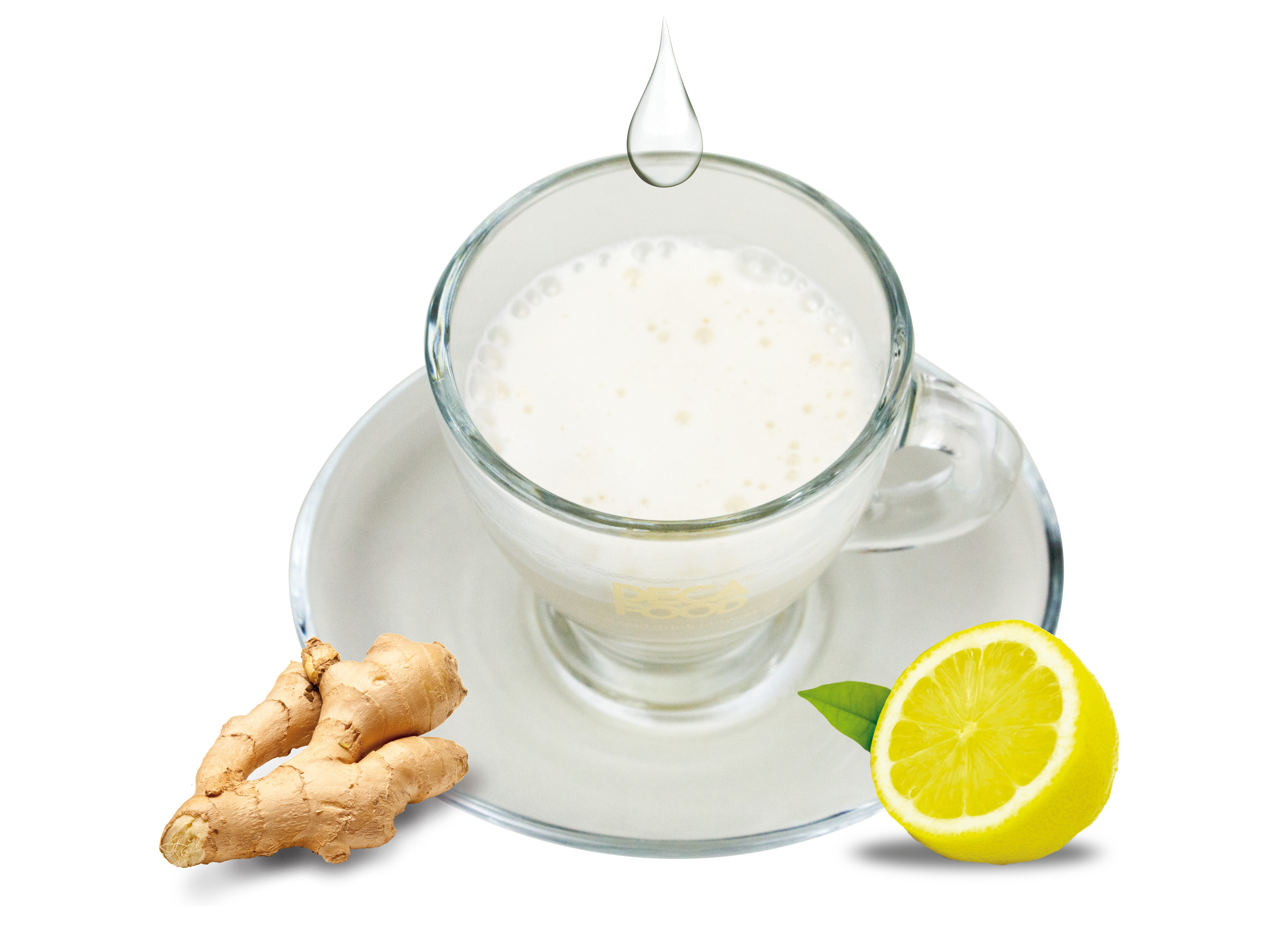 elisir De.Ca Food lemon e ginger