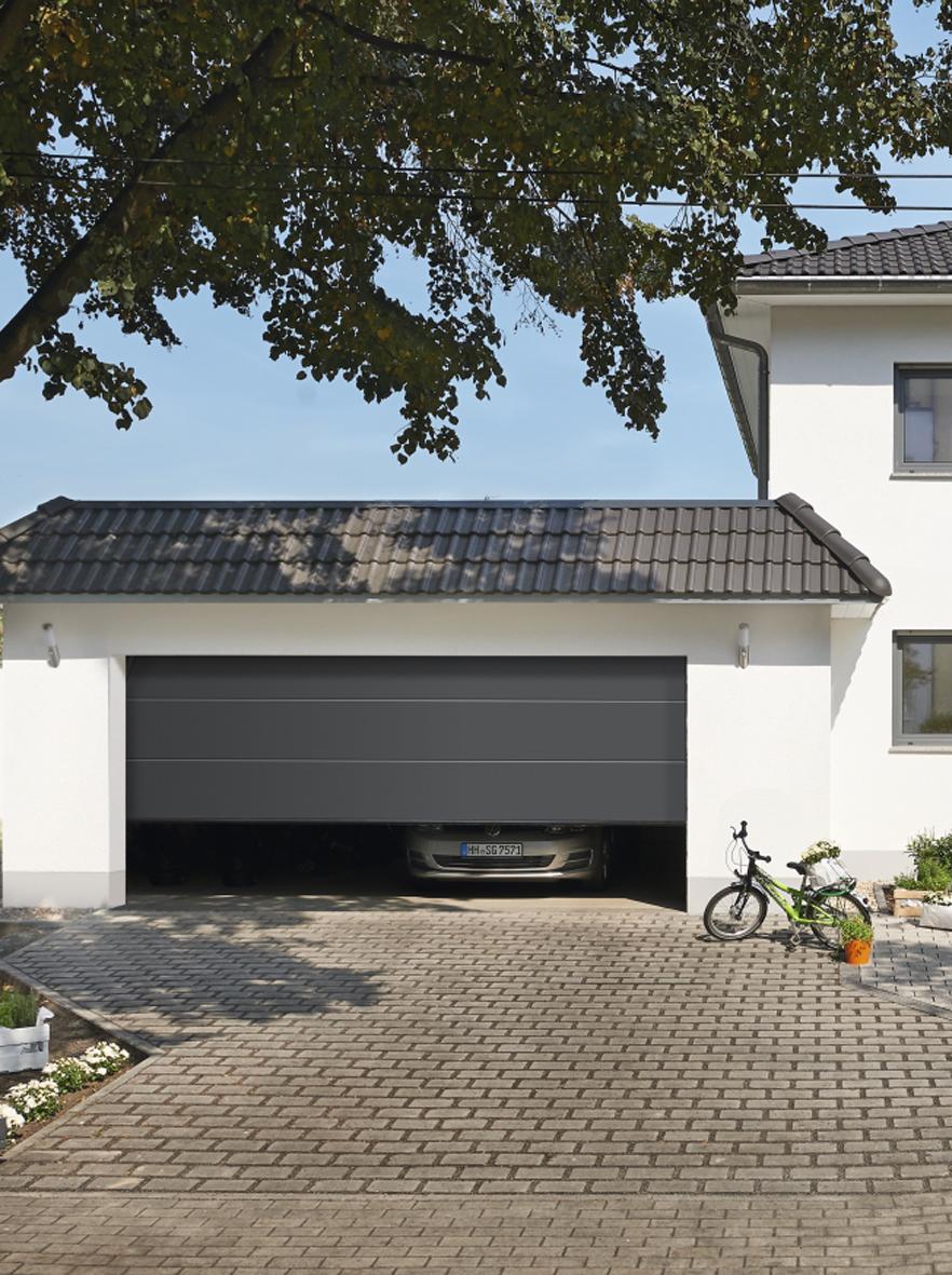 Nuovo portone RenoMatic 2015  Hörmann: valore e convenienza in sinergia