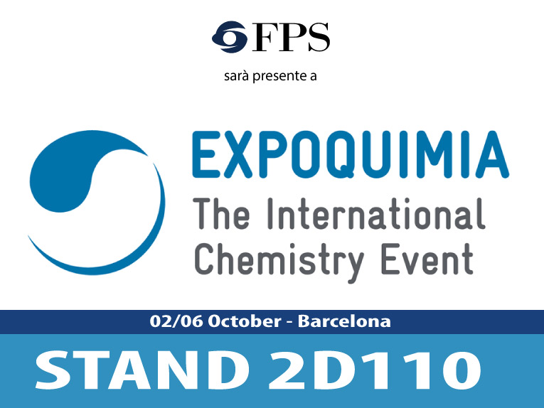 FPS ad EXPOQUIMIA 2017 - Barcellona