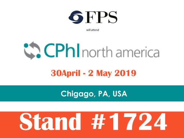 FPS al CPHI Nord America a Chicago