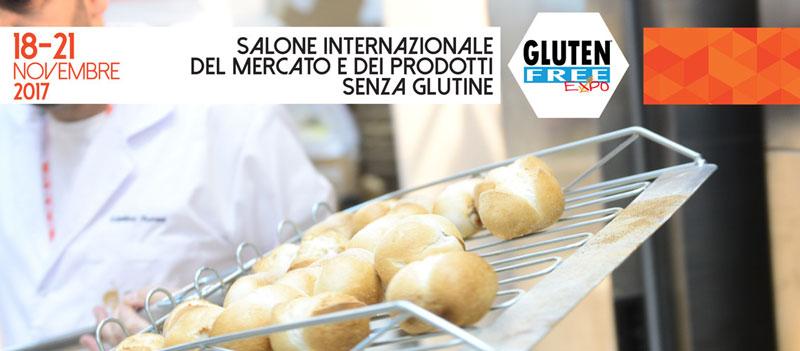 Fiera GlutenFree 2017 prodotti senza glutine