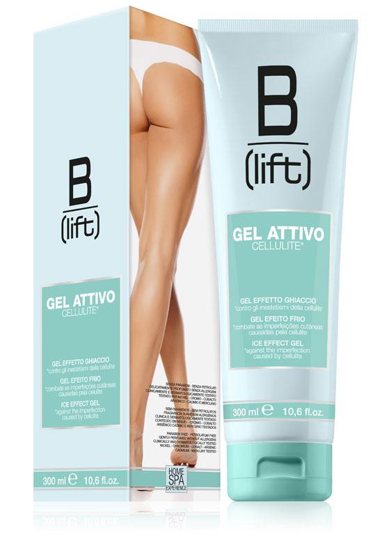 Gel attivo dermocosmetico anticellulite - Syrio