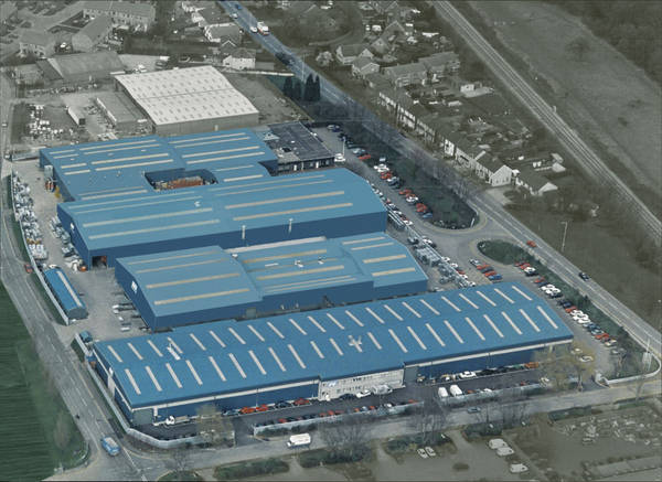 Hörmann investe nel mercato britannico con una nuova sede per la filiale IG Doors.