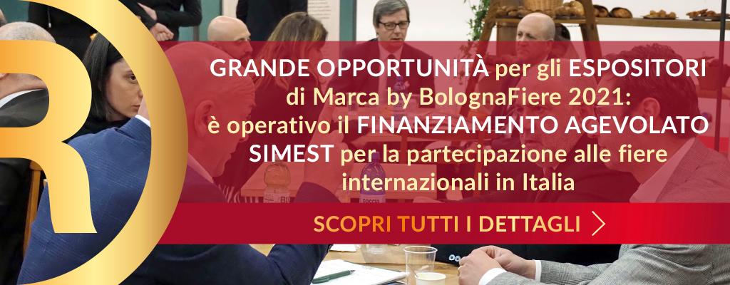 MARCABYBOLOGNAFIERE2021: decisamente positivo il trend delle adesioni all'evento in programma a Bologna il 13 e 14 febbraio 2021