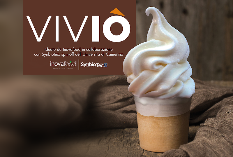 ViViO', il gelato pieno di vita che aiuta a stare meglio: parola di Galatea