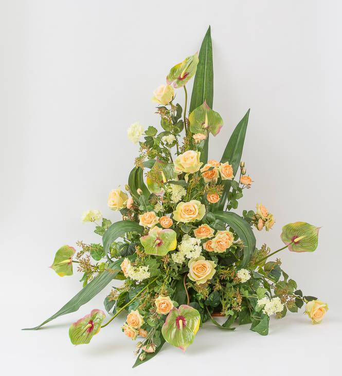 Conosciuto Composizioni floreali per funerali e cimiteri IL GERMOGLIO TQ89