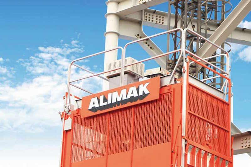 Alimak presenta la nuova TPL 500/700 ad alimentazione monofase (1Ph)