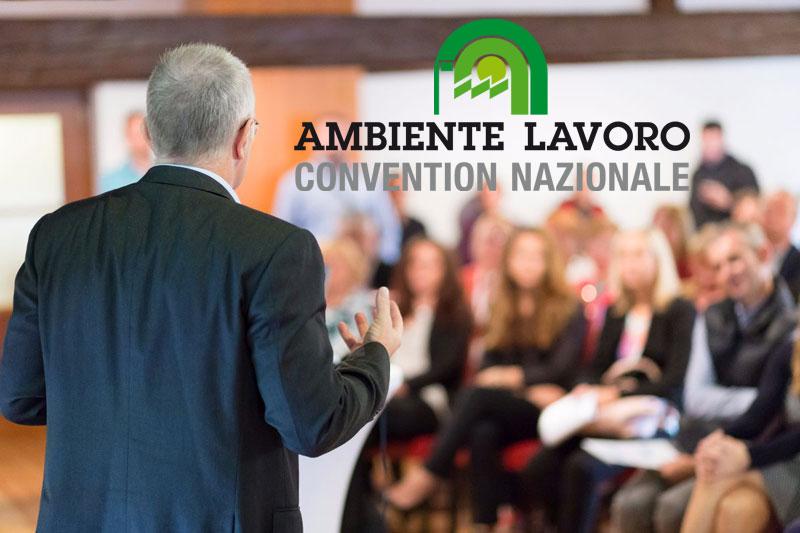Ambiente Lavoro Convention, la sicurezza nei luoghi di lavoro