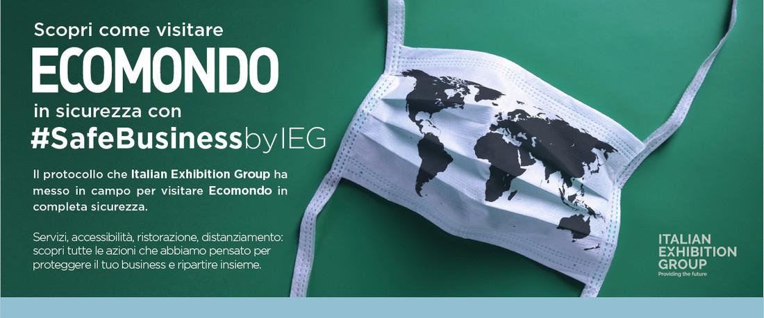 ECOMONDO 2020: finanziamenti per gli espositori e piano sicurezza