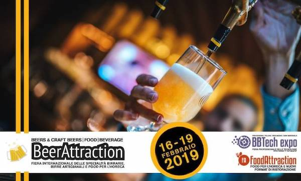 'Beer Attraction 2019 great success with the public and exhibitors'