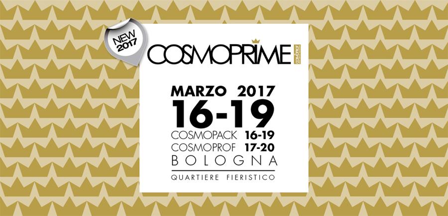 Fair Cosmoprime 2017 - Bologna