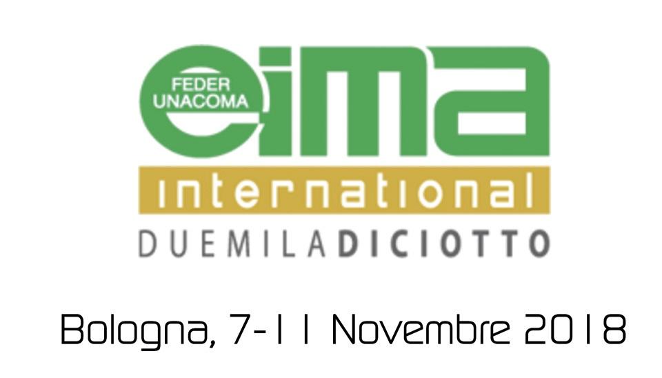 Eima 2018: с 7 по 10 ноября