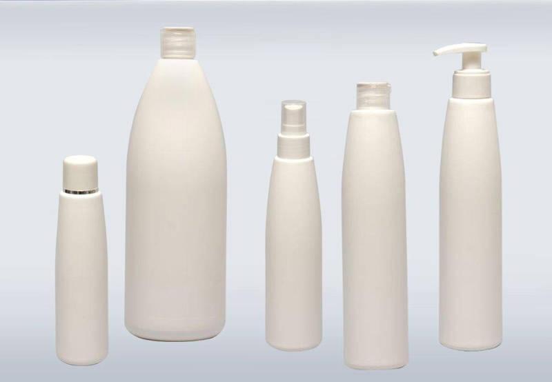 Flaconi in HDPE per industria cosmetica e farmaceutica PICCOLI PLAST