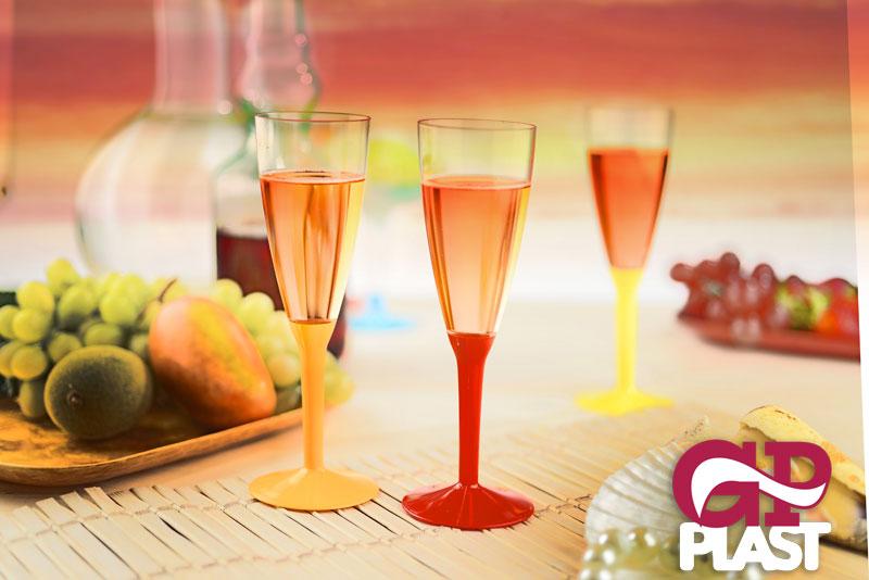 Articoli in plastica per aperitivi ristorante catering GDO GP PLAST