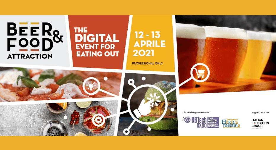 Beer&food Attraction The Digital Event ha centrato gli obiettivi