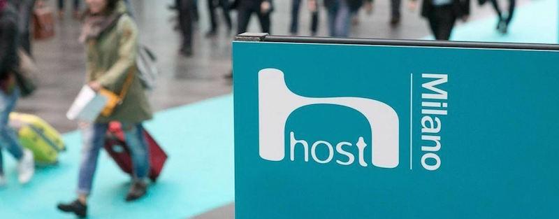 HOST 2019: la nuova edizione del Salone Internazionale dell'ospitalità professionale