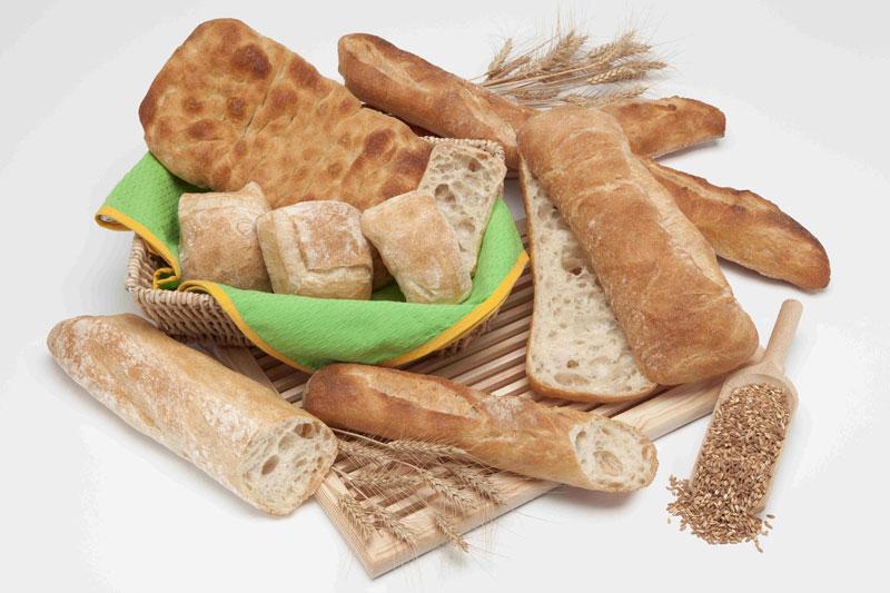 Impianti di panificazione per pane ad alta idratazione