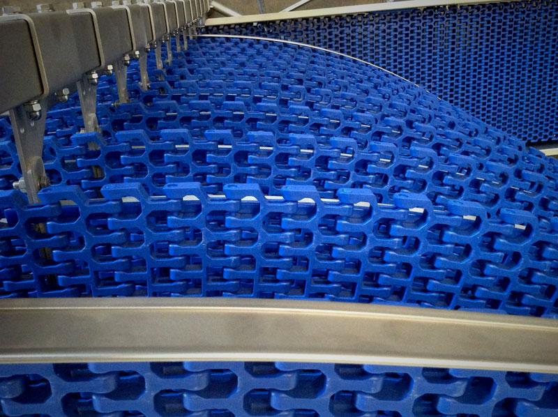 Impianti di processo per industria alimentare