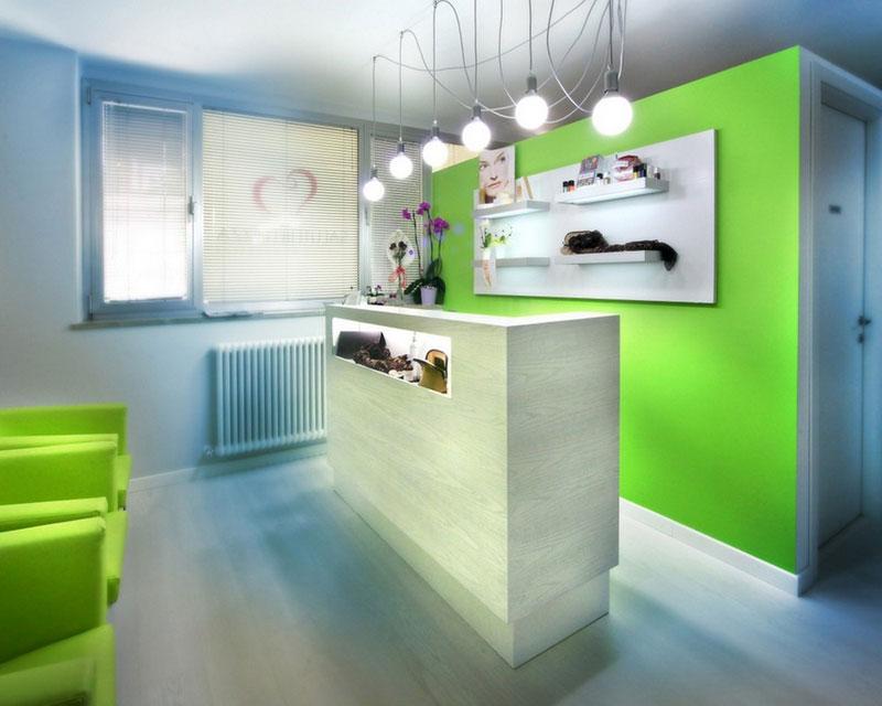 Progettazione e produzione arredi per centri estetici for Arredamento per centro estetico